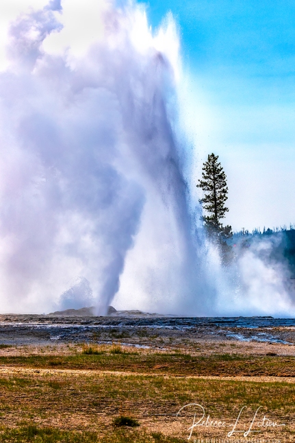 Grand Geyser Eruption