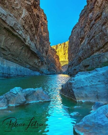 Santa Elena Canyon VERT