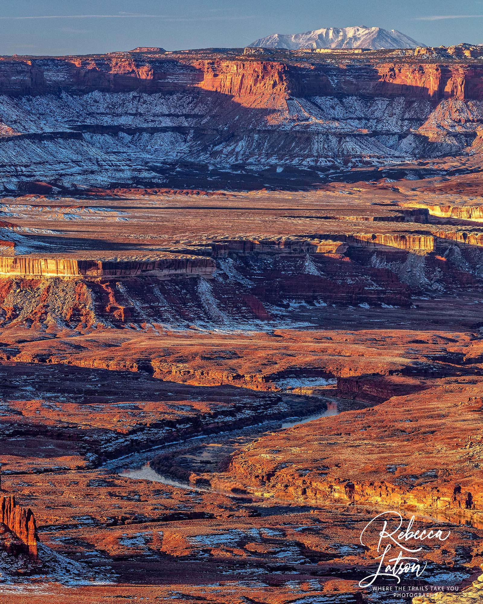 Green River Overlook Scenery
