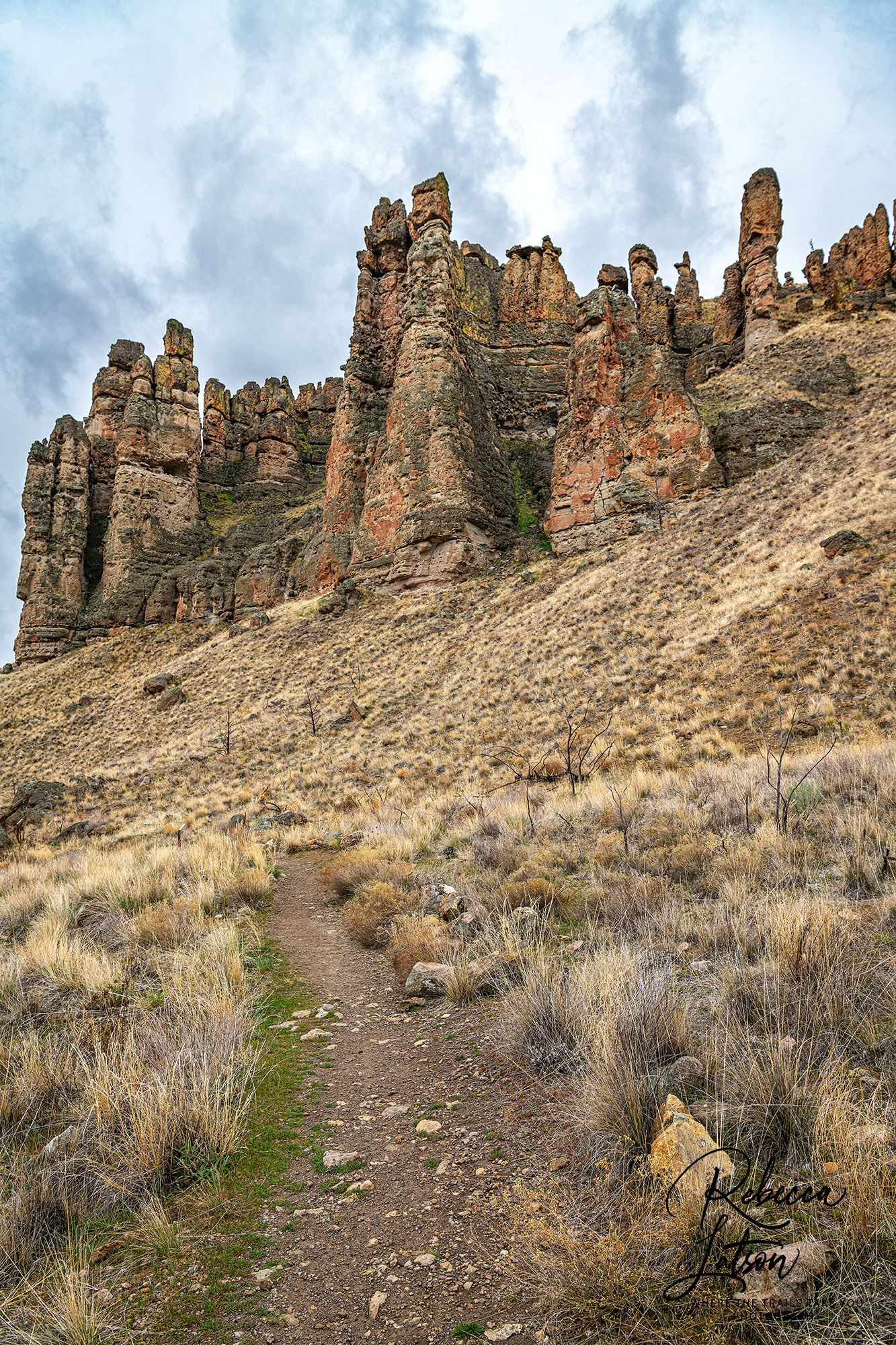 The Path To The Palisades