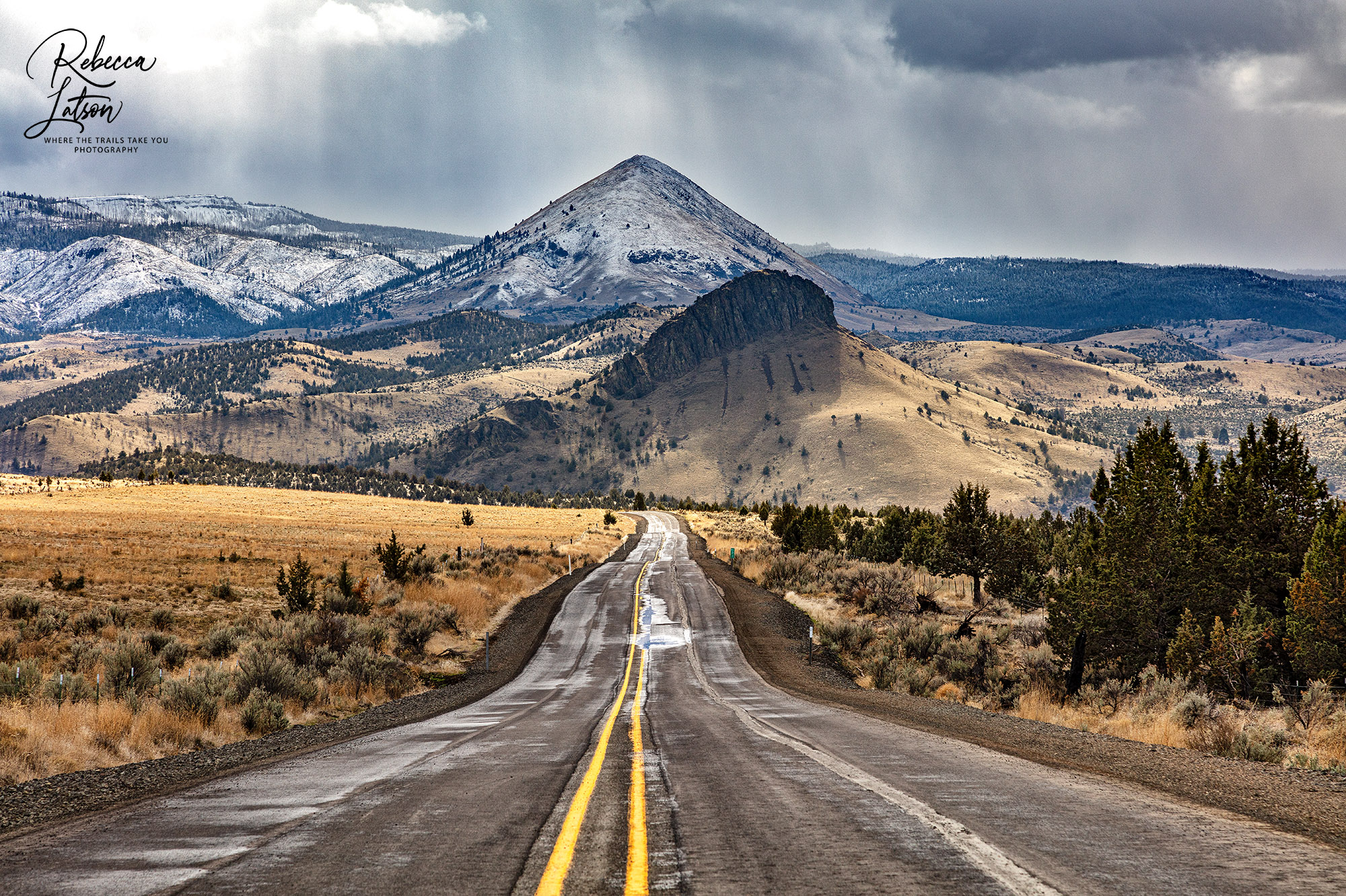 Eastern Oregon Geology And Landscape